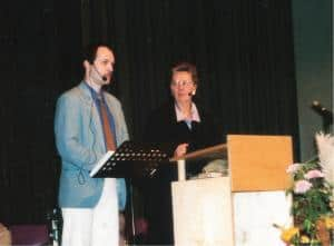 #10 Manfred trnslating 1999